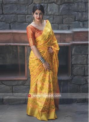 Patola Silk Designer Saree