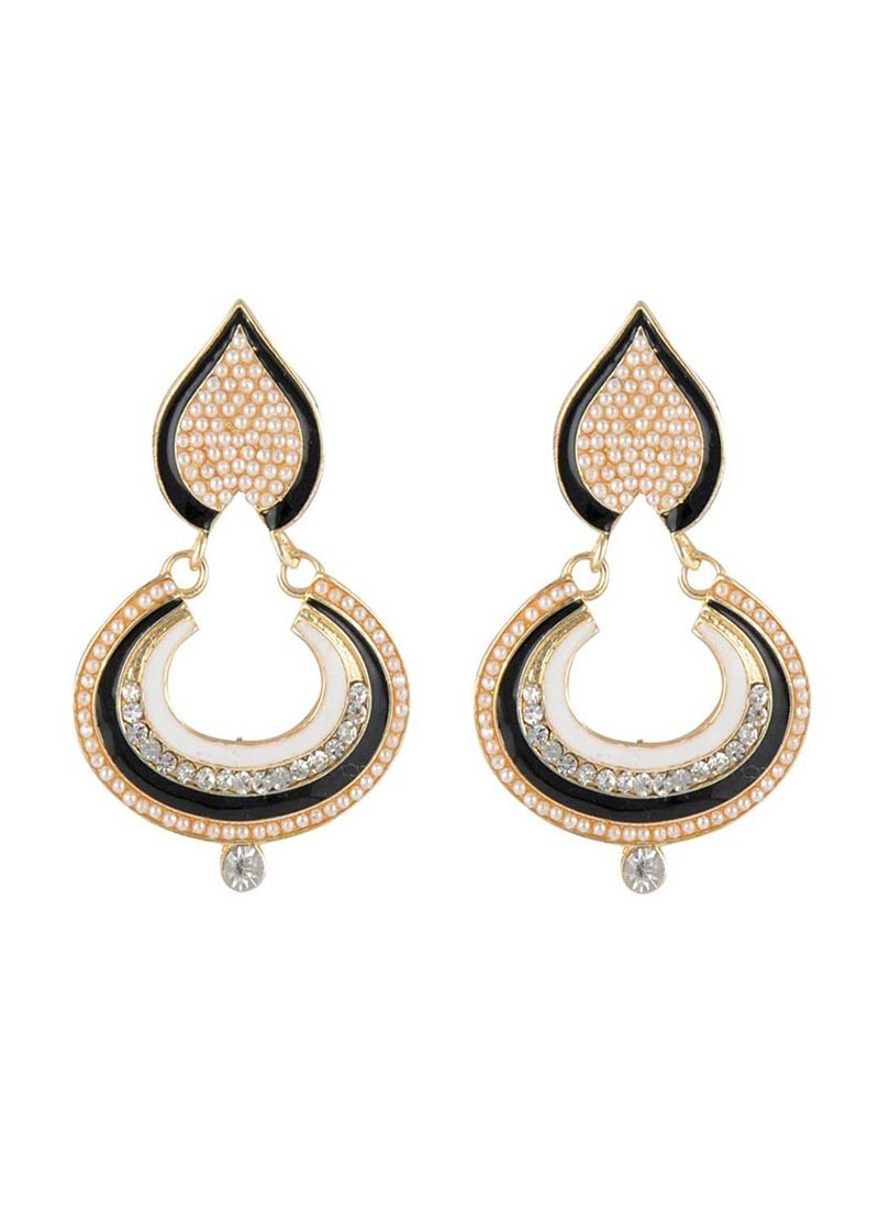 Pearl Crafted Dangler Earring