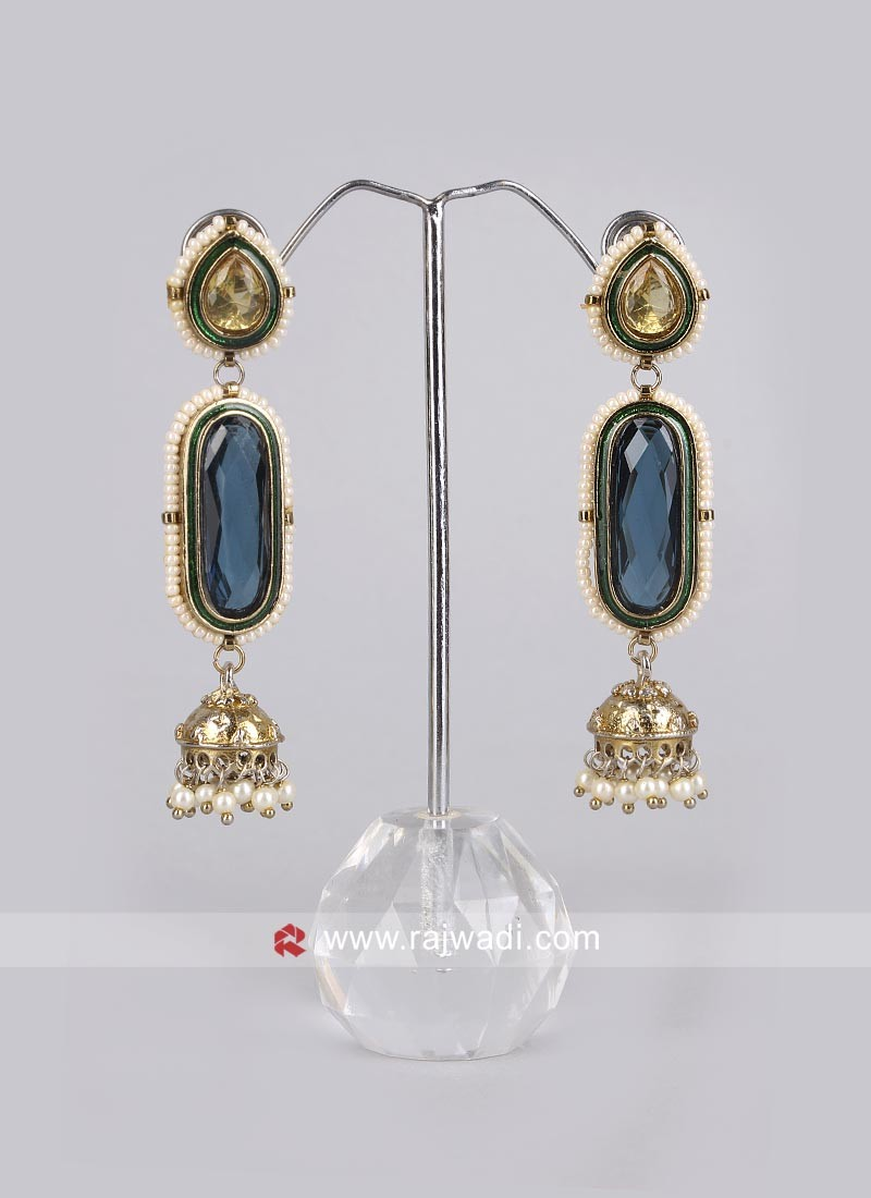 Pearl Crafted Earrings