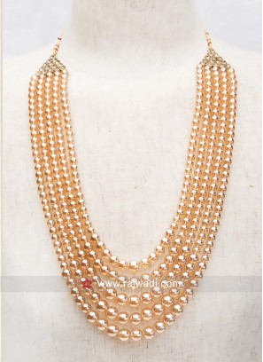 Pearl Mala for Groom