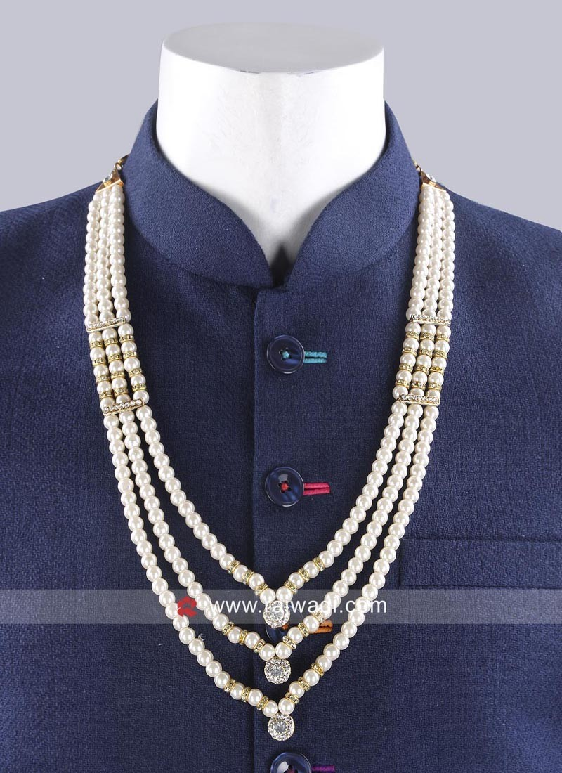 Pearl Mala For Wedding
