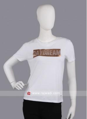 Pepe Foil Print T-Shirt