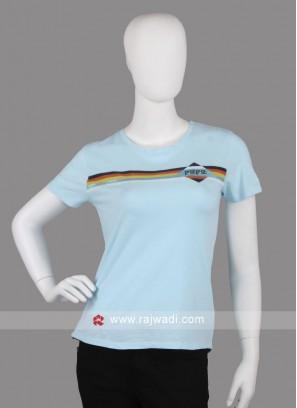 Pepe Sky Blue T-Shirt