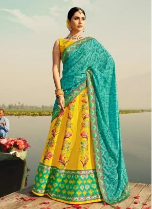 Perfect Silk Readymade Lehenga Choli