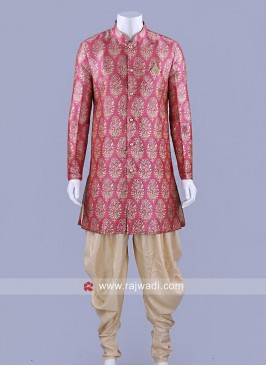 Pink Color Patiala Suit