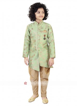 Pista Color Indo Western For Boys
