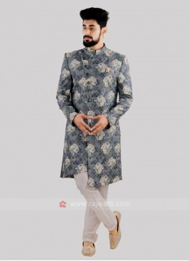 Printed Indo Western For Men