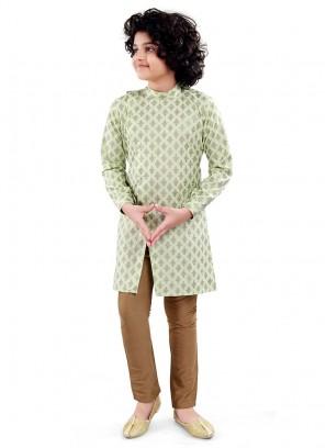 Printed Kurta Pajama For Boy