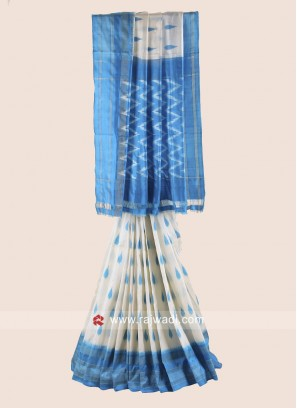 Pure Silk Designer Patola Saree