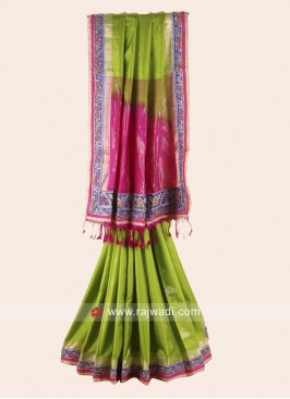 Pure Silk Designer Reception Saree