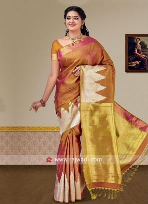 Pure Silk Designer Silk Saree