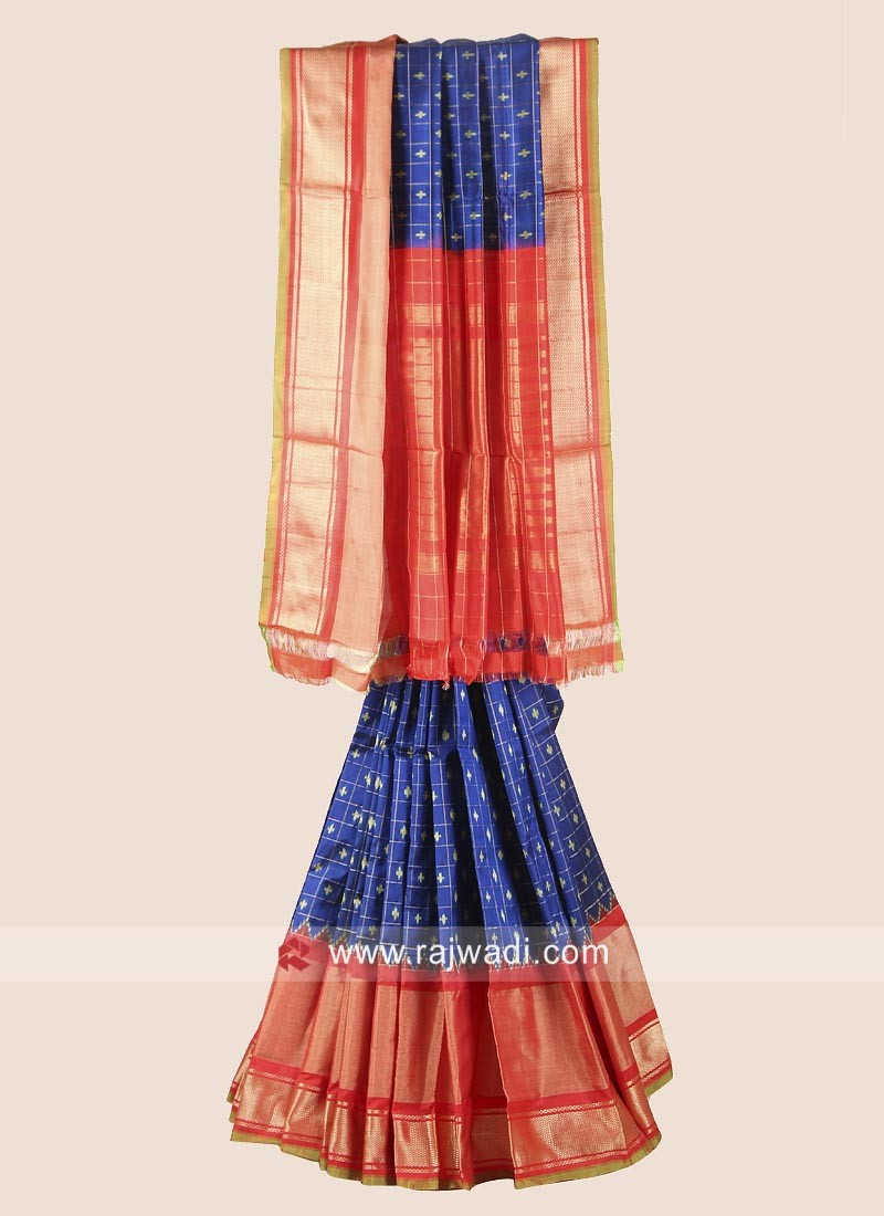 Pure Silk Patola Classic saree