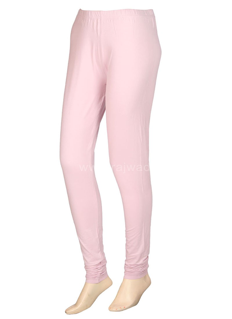 Rajwadi Women Pink Coloured Leggings