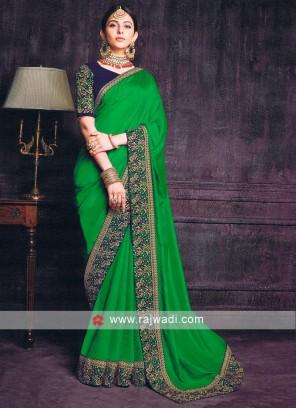 Rakul Preet Singh Art Silk Saree