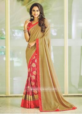 Rakul Preet Singh Half N Half Sari