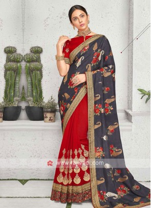 Rakul Preet Singh Printed Saree