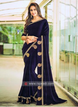 Rakul Preet Singh Zari Embellished Sari