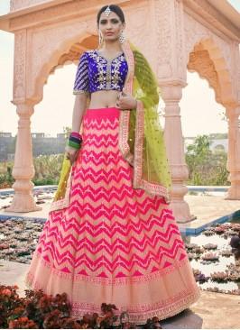 Rani Color Designer Lehenga Choli