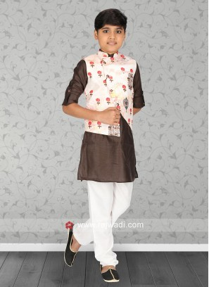 Attractive Nehru Jacket For Boys