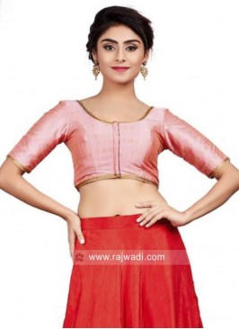 Ready Blouse in Light Pink