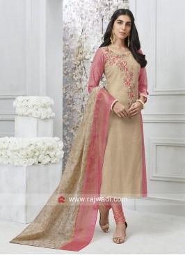 Readymade Block Print Salwar Suit