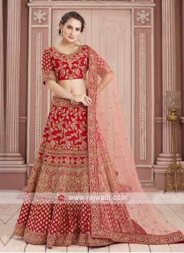 Readymade Bridal Choli Suit