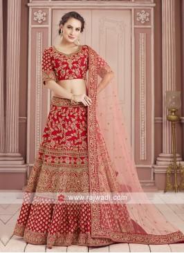 Readymade Bridal Choli Suit