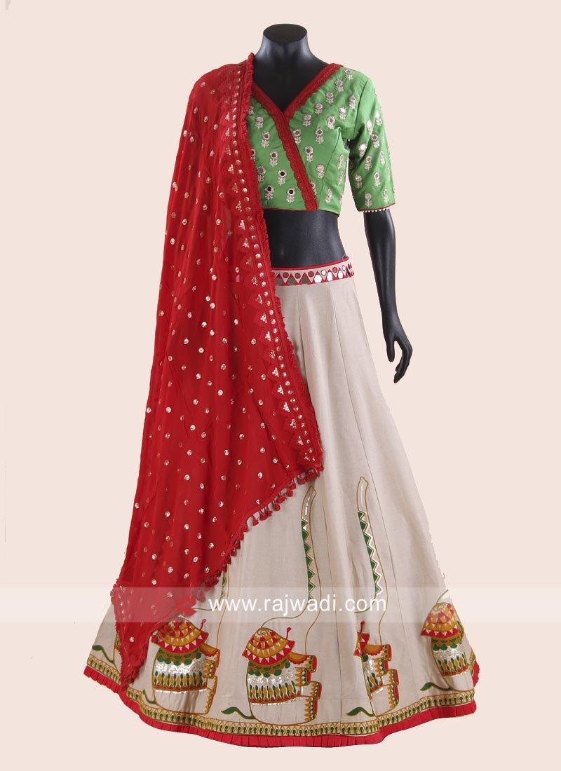 Readymade Chaniya Choli for Navratri