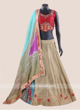 Readymade Chaniya Choli with Dupatta