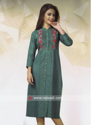 Readymade Cotton Tunic