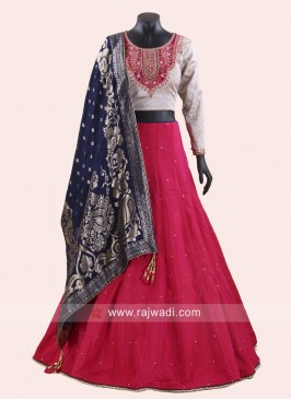 Wedding Designer Choli Suit