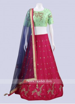 Readymade Designer Lehenga Choli
