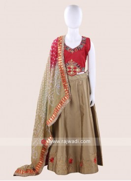 Readymade Girls Chaniya Choli