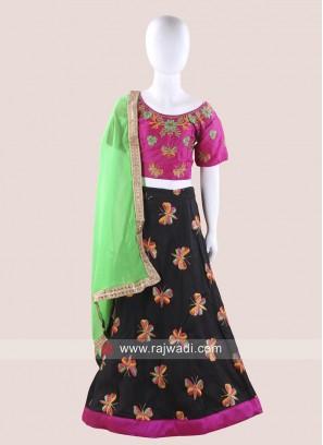 Readymade Girls Navratri Chaniya Choli