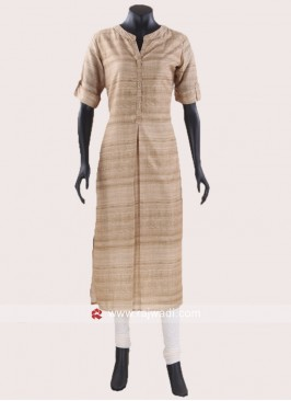 Readymade Kurti with Buttons