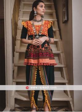 Readymade Navratri Kedia For Women