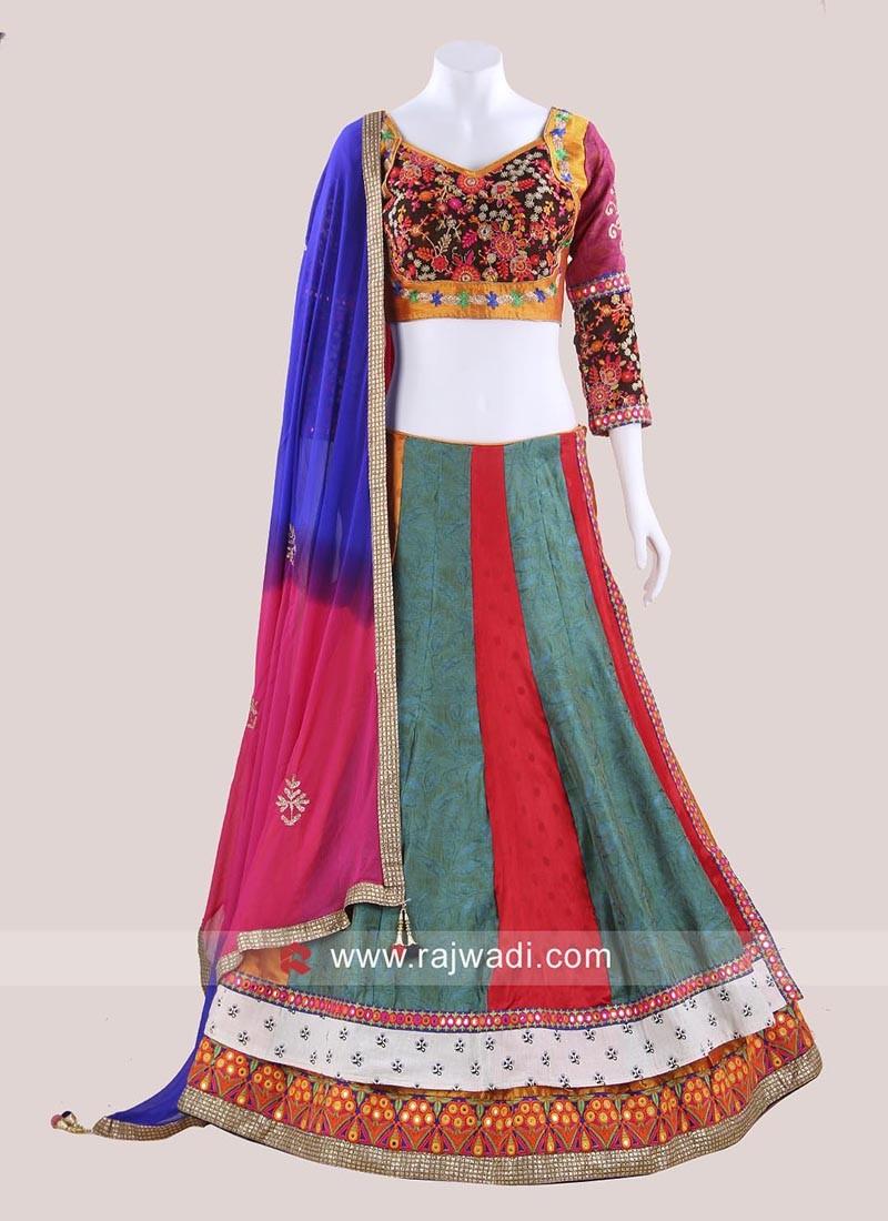 Readymade Navratri Special Chaniya Choli