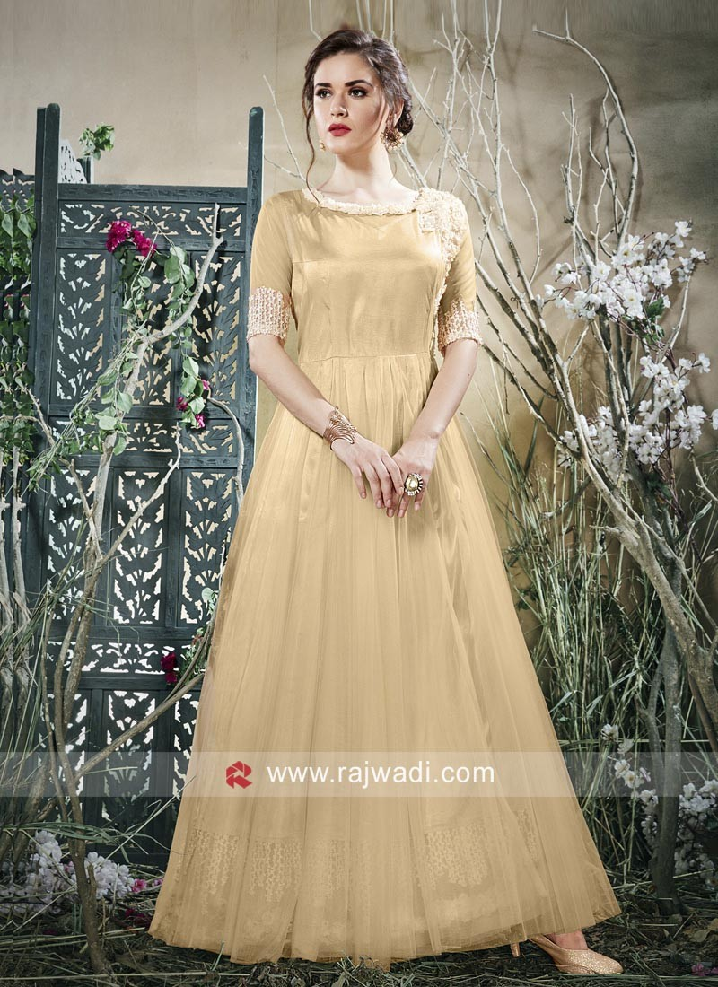 Readymade Party Wear Gown
