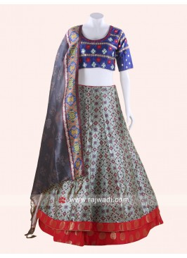 Readymade Printed Navratri Chaniya Choli