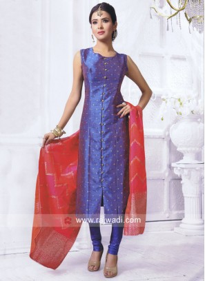 Readymade Salwar Kameez with Dupatta
