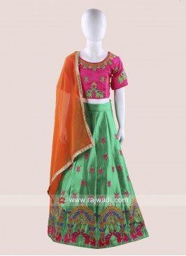 Readymade Traditional Chaniya Choli for Garba