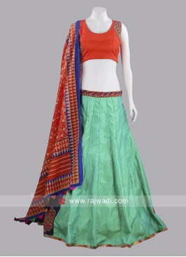 Readymade Traditional Chaniya Choli