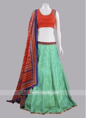 Readymade Traditional Chaniya Choli