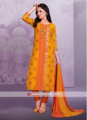 Resham Work Trouser Suit