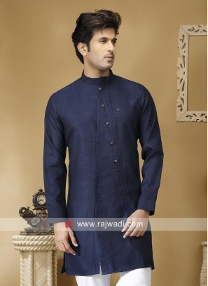 Attractive Blue Kurta For Mens