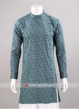Round Neck Mens Kurta