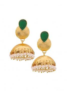 Royal Bling Traditional Jhumki Earrings