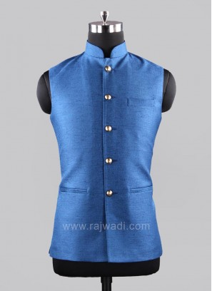 Royal  Blue Color Modi Koti