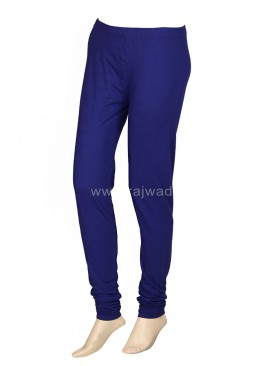 Royal Blue Coloured Leggings