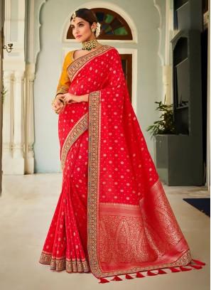 Royal Look Banarasi Silk Saree
